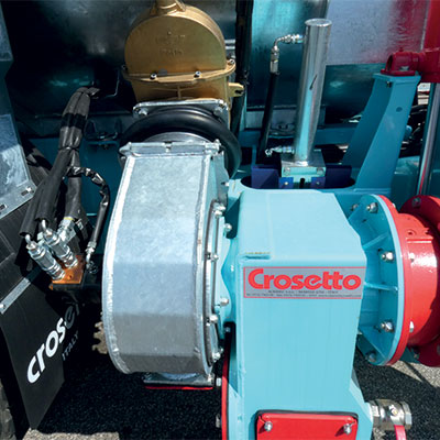 Loading accelerator to use the maximum capacity of the pump