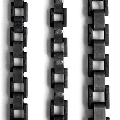 Différent types de chaînes